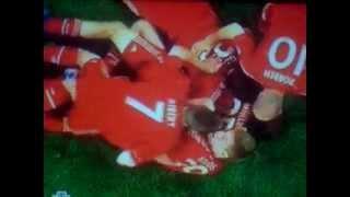 Бавария 1-0 Челси Финал Лиги Чемпионов 2012