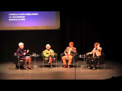 2015 Margolese National Design for Living Prize Panel Discussion