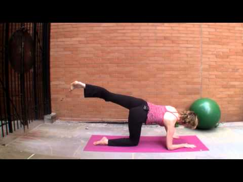 Total Body Yoga Inspired Fitness WorkOut for ABS, BUTT, THIGHS | workout #1