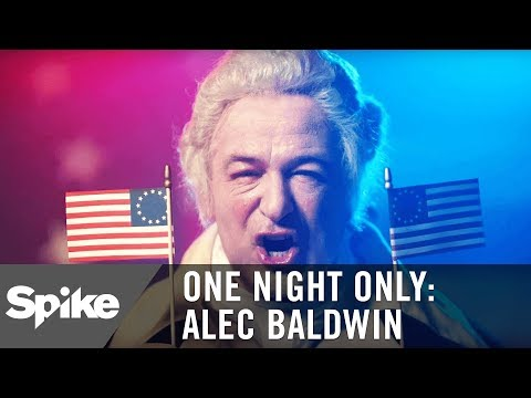 A Presidential Message from George Washington (Alec Baldwin) | One Night Only: Alec Baldwin