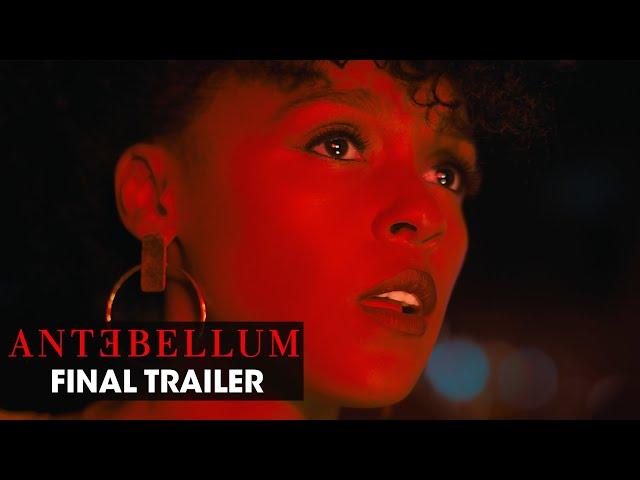 Antebellum (2020 Movie) Official Final Trailer - Janelle Monáe