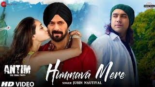 Jubin Nautiyal @Filmygram1  New Song | Salman, Pragya | Antim Movie Song | Dil Galti Kar Betha Hai