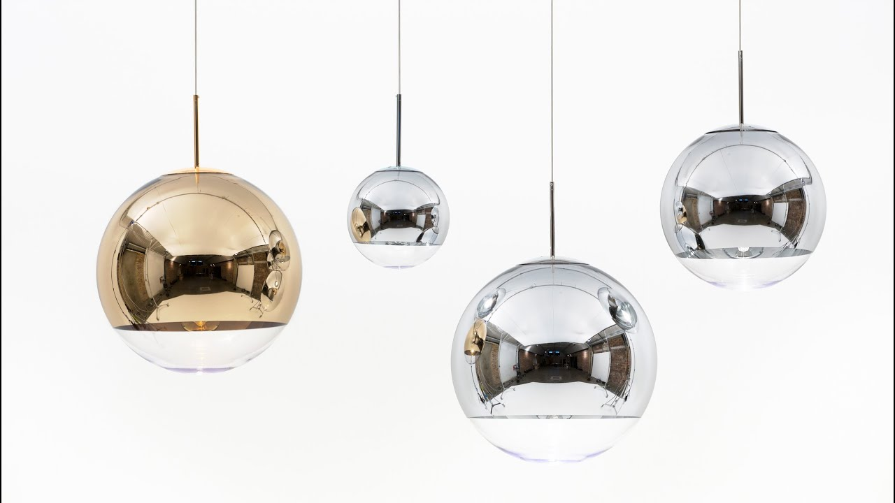 Tom Dixon Says His Mirror Ball Lamp Is A Failure In Design Terms You