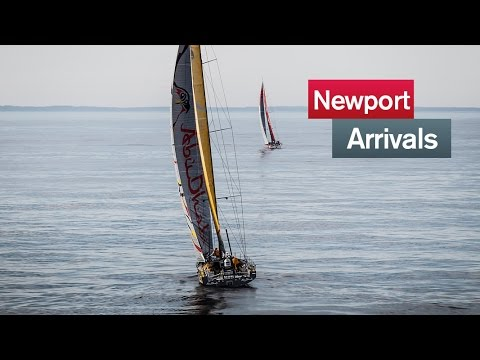 Live recording: Newport arrivals