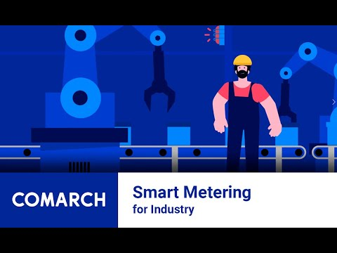 See for 3 minutes how does Smart Metering for Industry work