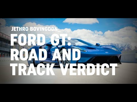 REVIEW: Ford GT, the 647bhp Le Mans-winning race car for the road