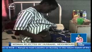 Repeat youtube video Strange diases strikes Siaya Woman who has since been abandoned by her family