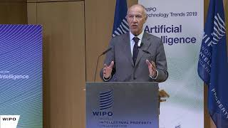 Director General Opens Event to Launch First Tech Trends Report on AI