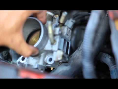 How to fix idle problem Honda Element  IACV  THE HONDA ACE