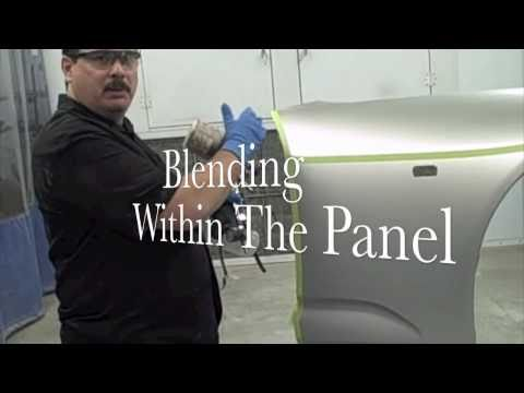 DIY - How To (Blend Car Paint) to Match Metallic or Pearl Color - Fade Custom Paint Jobs Tips