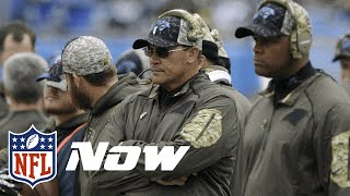 Best Locker Room Speeches (Week 9) | Can the Panthers Be Better than 8-0? | NFL Now