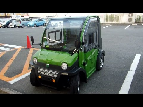One Seat Car in Japan!! - YouTube