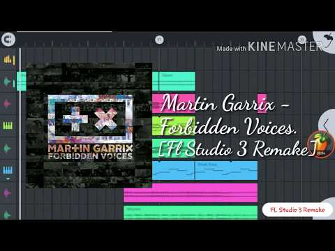 Martin Garrix - Forbidden Voices | FL STUDIO 3 | FULL REMAKE.