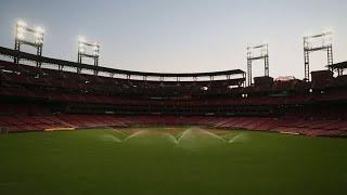 Video: Busch Stadium Turns up the Lights