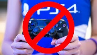 Sony is BLOCKING some PS4 games?