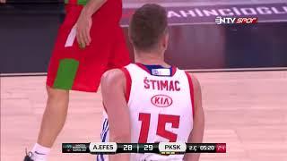 Basketbol Süper Ligi 16. Hafta: Anadolu Efes - Pınar Karşıyaka