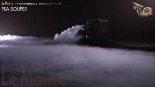 Peasouper Dry Ice Low Fog Machine