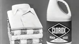 Clorox Bleach - Best Quality Commercial 1964 - Ye Old Movie Vault