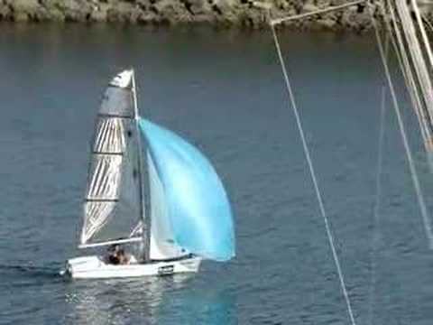 UAE Fujairah offshore sailing