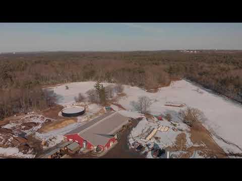 Great Brook Farm Flyover