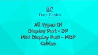 New DP & Mini DP Cables   Data Cables Surat