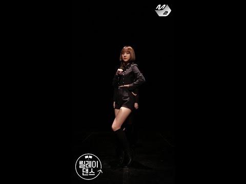 [릴레이댄스] 여자친구(GFRIEND)_FINGERTIP
