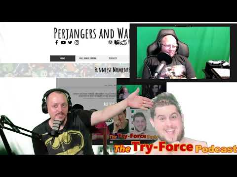 #234 Try-Force Podcast: Force Sensitive Fedorable Fox