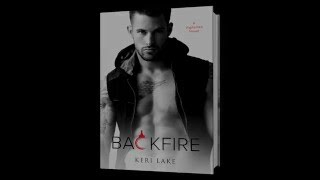 Backfire (A Vigilantes Novel, #2)