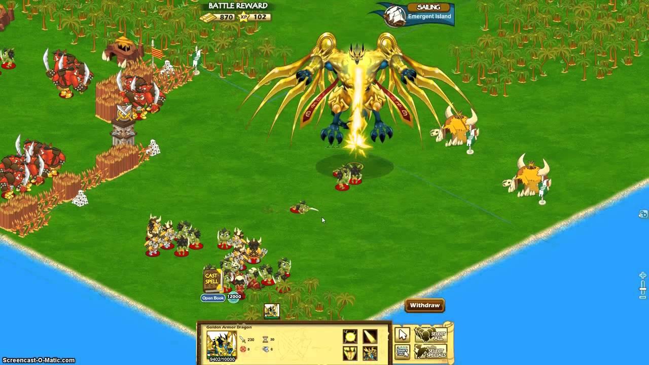 social empires golden dragon