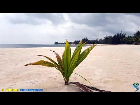 Pointe-Denis Beach in Libreville, Gabon