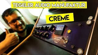 Tegeler Audio Manufaktur Creme | My experience with it