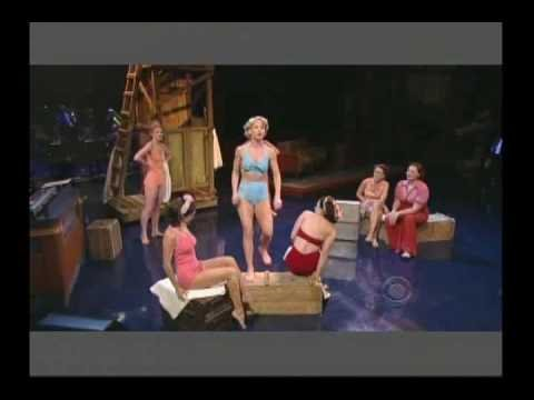 SOUTH PACIFIC on David Letterman