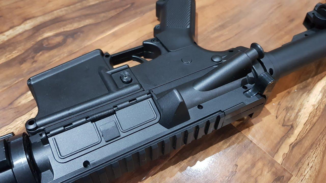 gen8 M4A1 gel blaster Mag prime mod
