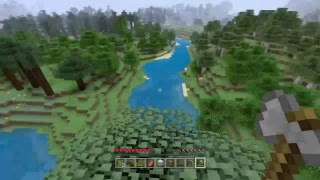New Minecraft World!... again...