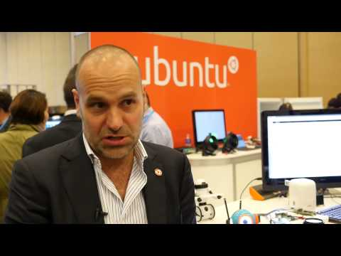 Interview wtih Mark Shuttleworth of Ubuntu