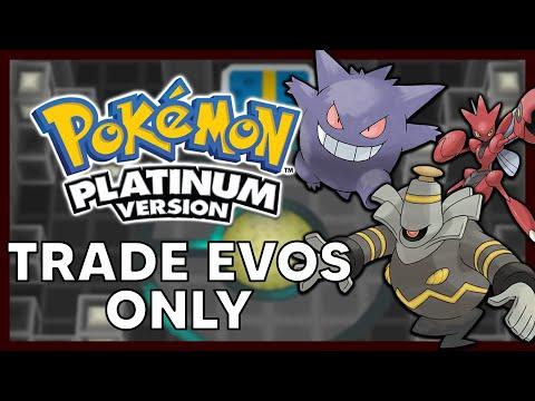 Trade Evolutions Only   a casual&39;s Pokémon Platinum Hardcore Nuzlocke