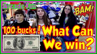 💰 Can We Win It? Fun Arcade Ticket Challenge | Winning Arcades Tickets Game Challenges Hawkes Games