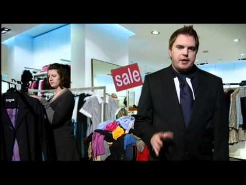 Republic of Telly: Bernard O'Shea goes to Penney's
