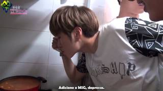 Idol 24 Hours Madtown Jotas Cooking Skills PT-BR LEGENDADO