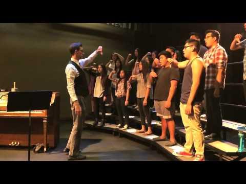 G. Scott Barton- Teaching Demonstration/Choral Rehearsal