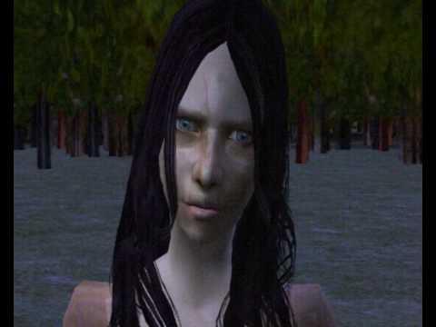 Samara Morgan The Ring The Sims 2 Version Horror Hd