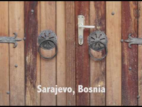 Video Journal: Serbia and Bosnia Herzegovina 2017
