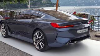 2019 Leaked Production Pictures BMW 8 Series Coupe