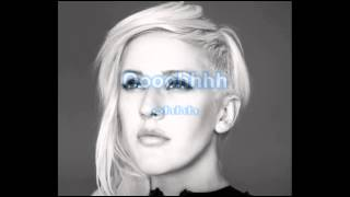 Ellie Goulding - All I Want [Lyrics On Screen]