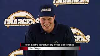 Dilemma of the No. 1 pick: Ryan Leaf