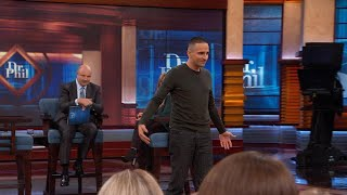 Dr. Phil To Guest: 'Sit Down Or Leave'