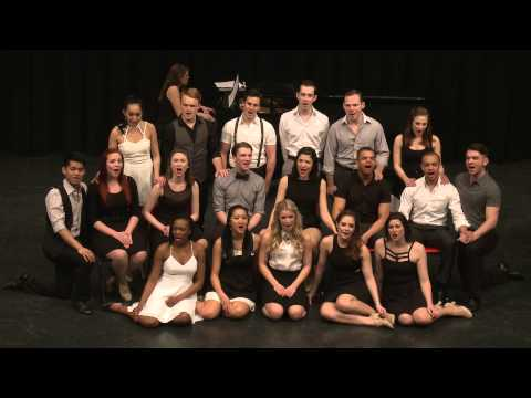 UC_CCM Musical Theatre's Class of 2014 -