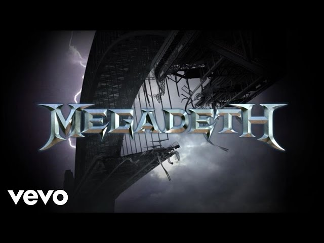 Megadeth - Fatal Illusion (Audio)