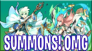 SUMMONS for Louise! (giveaway in desc!) | Dragalia Lost