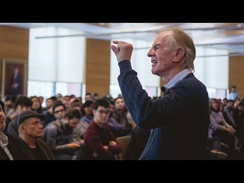 Wharton Leadership Lecture: John Sculley, Legendary CEO, App